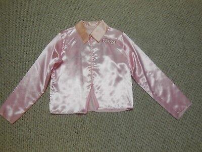 GREASE Pink Ladies Jacket Halloween Costume Pink (Halloween Costumes Pink Ladies Jacket)