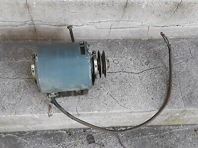 General Electric Alternating Current Motor Split Phase 13hp 1725rpm 5xbh006d