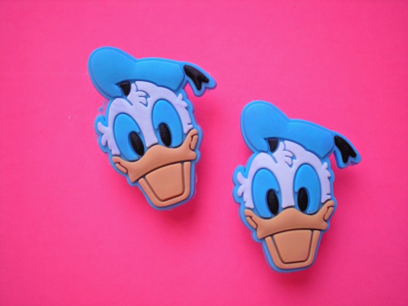 Jewelry & Watches Jibbitz Clog Shoe Charm Button Accessories Wristband Bracelet Donald Duck