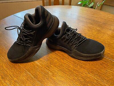 Adidas James Harden Vol. 1 Dark Ops Triple Black Xeno Size 10.5 CG4940