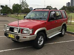 1999 Holden Jackaroo Wagon Oatlands Parramatta Area Preview