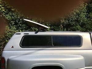 Wind Deflector for pick-up truck