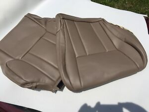 1996-2002 Toyota 4 Runner Drivers Or Pass Seat Upholstery Top And Bottom