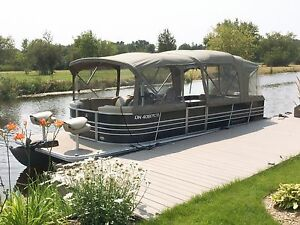 2013 Legend Bayshore EXT Pontoon