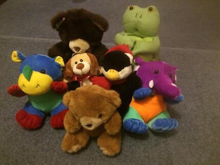 New soft toys Kyneton Macedon Ranges Preview