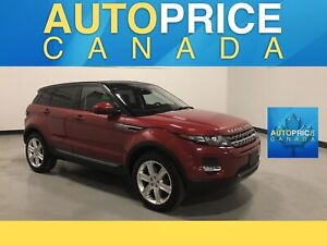 2015 Land Rover Range Rover Evoque Pure Plus PANOROOF|NAVIGAT...