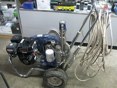 Graco Gh230 Gas Powered Paint Sprayer Complete Gh 230 Convertible Hydraulic