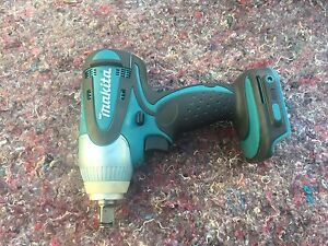1/2 MAKITA RATTLE GUN NEW USED TWICE UPGRADED NOT NEEDED. Malaga Swan Area Preview