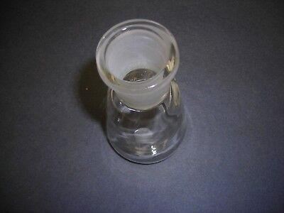 12 5yhp3 50ml Glass Conical Flasks With Ground Mouth 2429 Lab Glassware