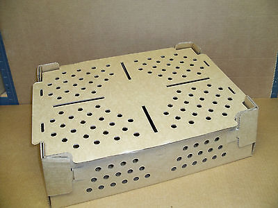 Chick Shipping Boxes-Holds 100 Day Old Chicks (10-XS20)