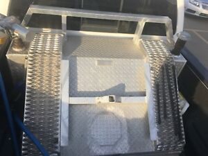 Aluminum slip tank