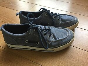 Boys Sneakers - Size 1 and Size 4