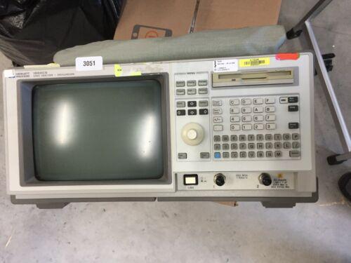 HP Agilent 1660CS 136-Channel Logic Analyzer / Oscilloscope
