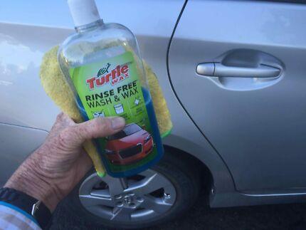 Tarot Cash ® Mobile Car Wash