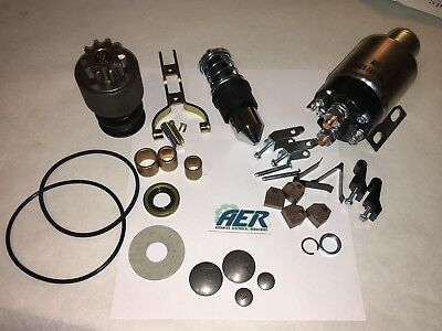 International Diesel Starter Kit 1066 1206 1256 1456 1466 1468 1566 1568
