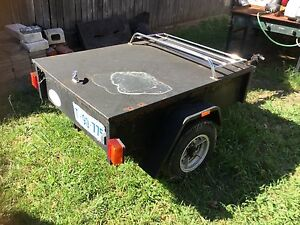 Motorcycle cargo trailer Palmerston Gungahlin Area Preview