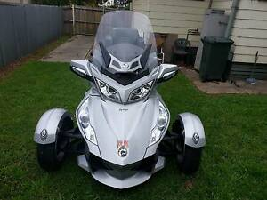 2010 Can-Am Spyder RT SM5 Manual FOR SALE Mount Gambier Grant Area Preview