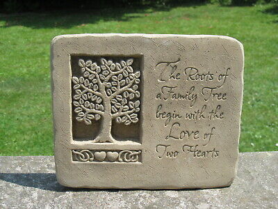 Roots of Love Wall Plaque