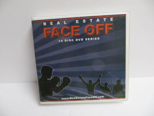 Real Estate Face Off 14 DVD Set - Terry Hale Jack Bosch Larry Goins Scott Meyers