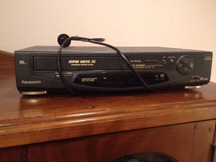 Panasonic vcr recorder Tahmoor Wollondilly Area Preview