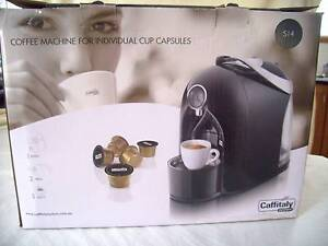 Caffitaly Coffee Machine Blackstone Heights Meander Valley Preview