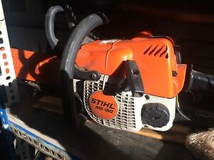 X2 Stihl & Olec Mac chainsaw Hurstville Hurstville Area Preview