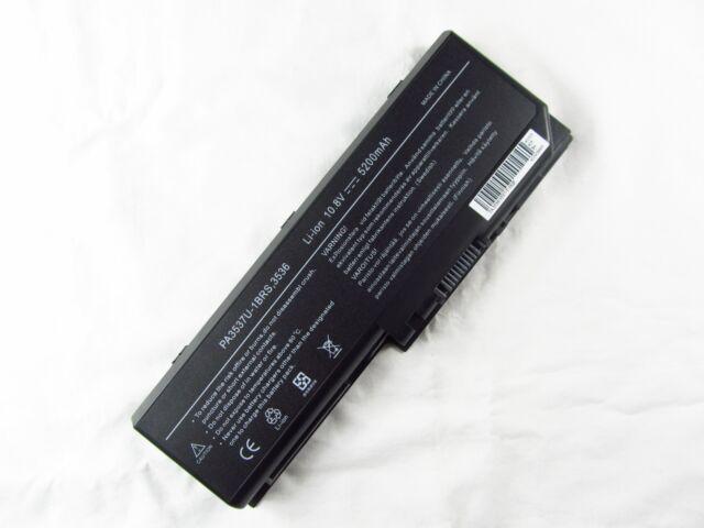 Battery fo TOSHIBA PA3536U PA3536U-1BAS PA3536U-1BRS PA3536U1BAS PA3536U1BRS
