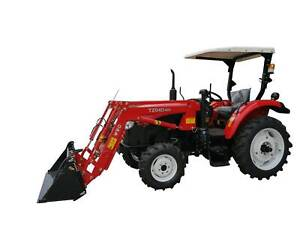 YTO Tractor – MF404 Rob – 4WD – 40HP – FRONT END LOADER. Excl. GST Llandilo Penrith Area Preview