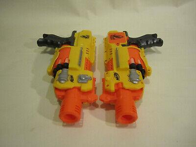 Nerf Barricade twin pack including darts Nurf gun pistol Elite Jolt