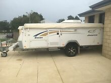 2010 Jayco swan with AIR CON Butler Wanneroo Area Preview