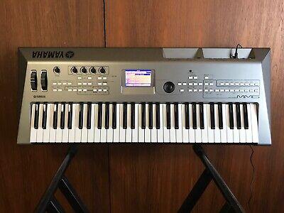 Yamaha MM6 Music Synthesizer Workstation w/ gig bag power supply comprar usado  Enviando para Brazil
