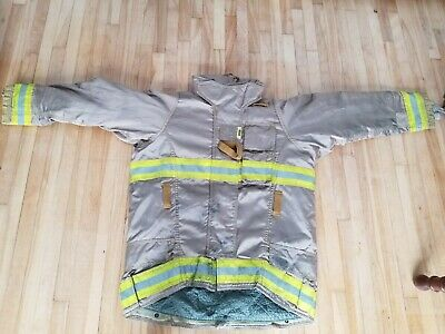 Securitex Firefighter Jacket Bunker Turnout Gear Firesale Many Sizes Size 44