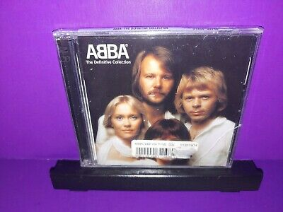 Abba The Definitive Collection CD Brand New B493