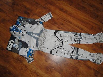 Star Wars Clone Trooper Kinderkostüm 5-7 Jahre (Kind Star Wars Clone Kostümen)