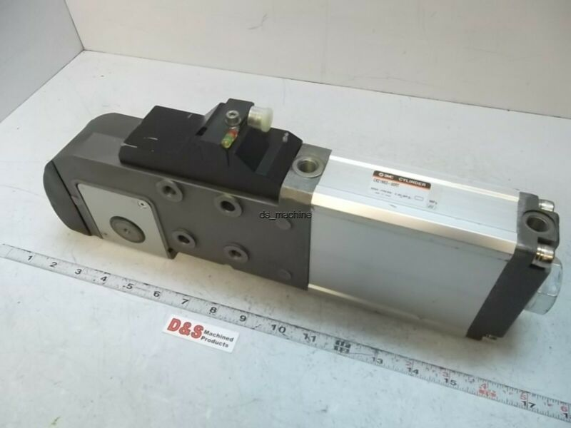 SMC CKZ1N63-90RT Pneumatic Cylinder Clamp