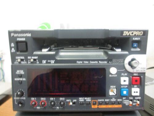 Panasonic Digital Video Cassette Recorder AJ-SD255P