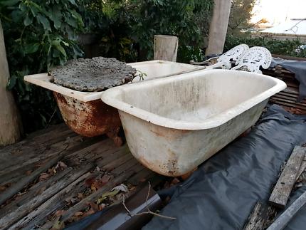 claw foot bathtub feet | antiques | gumtree australia lockyer valley