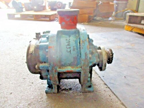 """ROOTS / CONNERSVILLE AF ROTARY POSITIVE BLOWER 2"""", #72943J USED"""