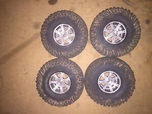 Rc4wd Dick Cepek rims Baja claw tires Gloucester Gloucester Area Preview