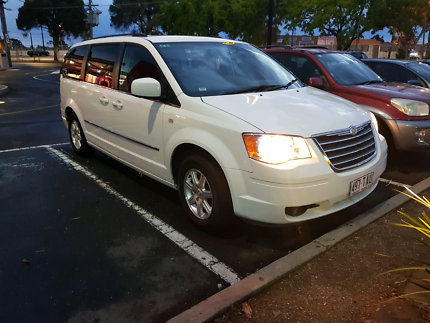 2009 chrysler grand voyager!!!