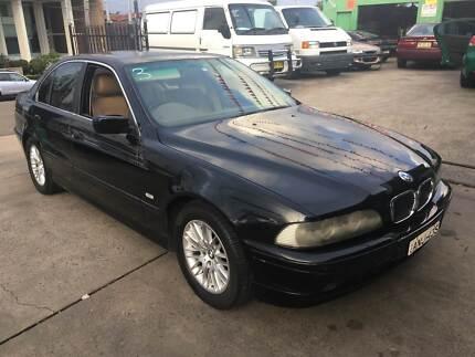 2002 BMW 5 Sedan 530i AUTO - CHEAP Lakemba Canterbury Area Preview