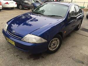 CHEAP AUTO FALCON WITH REGO Thornleigh Hornsby Area Preview