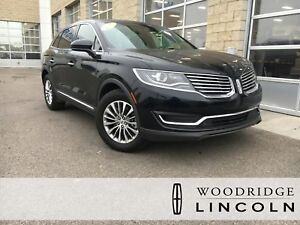 2017 Lincoln MKX Select 3.7L V6, AWD, NAVIGATION, SUNROOF, LE...