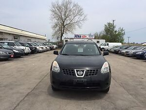 2009 NISSAN ROUGE S