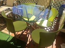 Table and 4 chairs Golden Beach Caloundra Area Preview