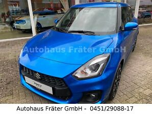 Fotografie des Suzuki Swift