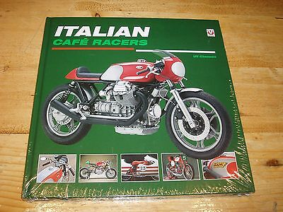 Shrinkwrapped Book - Italian Cafe Racers.  - Sale. Was £25.00