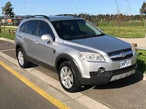 2006 Holden Captiva LX 7 Seat Wagon Doreen Nillumbik Area Preview