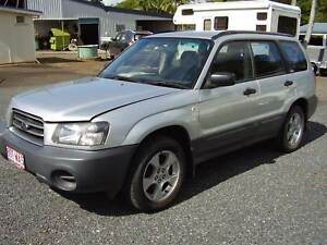 2004 Subaru Forester SUV Clunes Lismore Area Preview
