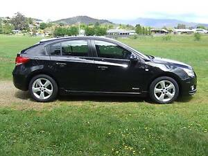 2012 Holden Cruze Hatchback SRi-V JH Series II Manual MY12 Myrtleford Alpine Area Preview